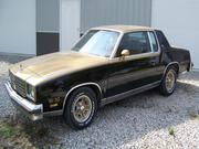 oldsmobile cutlass Oldsmobile Cutlass Calais Hurst/Olds